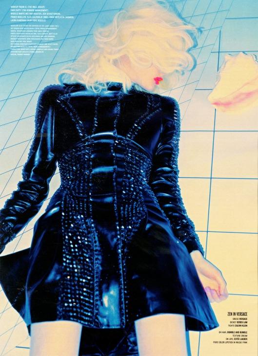 Versace velvet dress