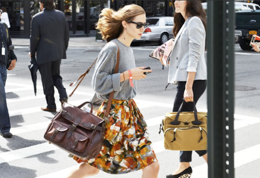 Street-Style-Full-Print-Skirt-+-An-Oversized-Sweater-Jak-Jil-for-Style.com-1 (1)