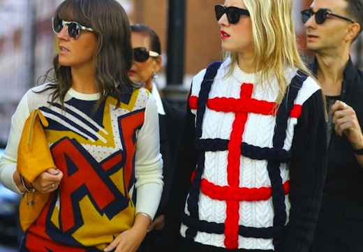 sweaters street style 2013