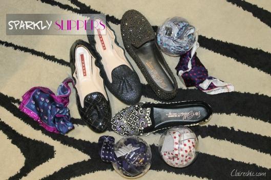 slippers prada. lesilla