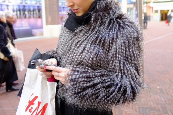 feathers, street style, trend, coat