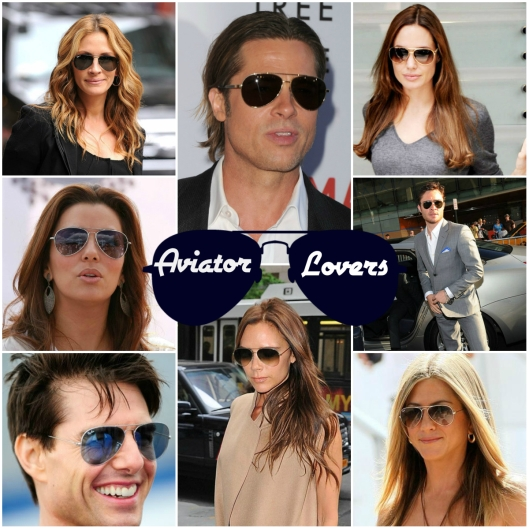 aviator celebs lovers