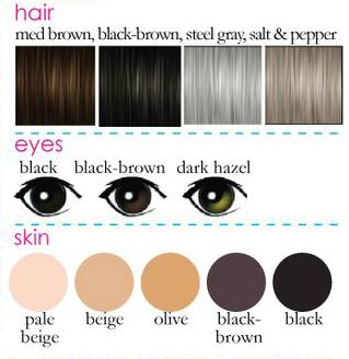 color complexion