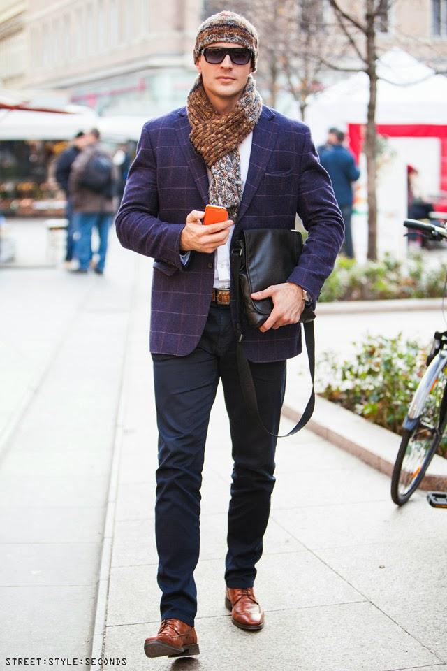 The Men S Hat Clairechic