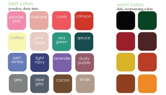 colors light-summer