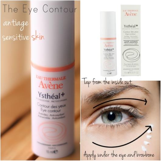 eye contour