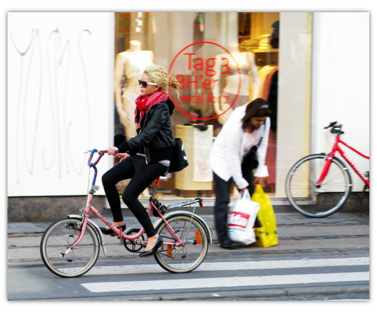 bicycle-style