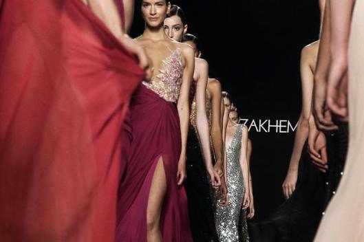 AltaRoma Fashion Show: Rani Zakhem