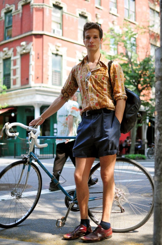 Shorts-Bike-Printed-Shirt1