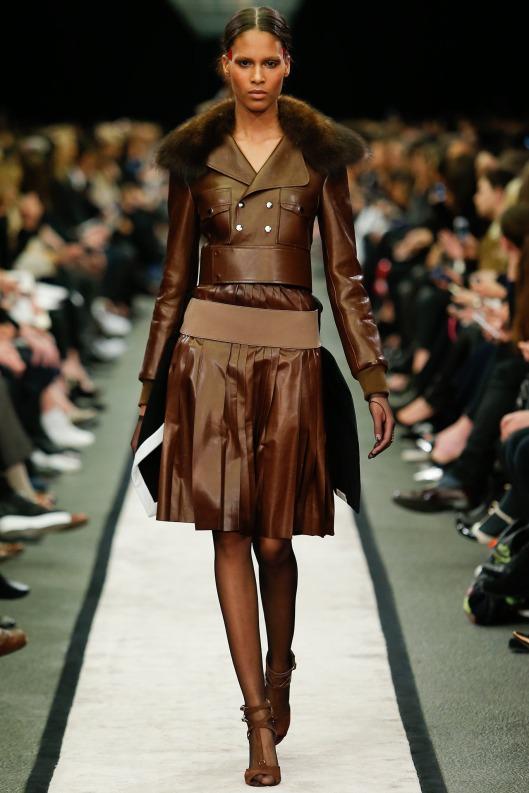 Givenchy cognac