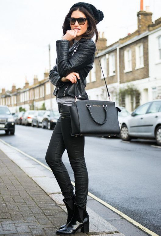 leather-handbags-Street-Style-Fashion